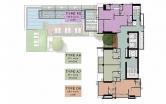 Andromeda Condo Pratamnak - floor plans - 6