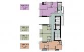 Andromeda Condo Pratamnak - floor plans - 7