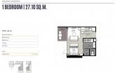 Andromeda Condo Pratamnak - unit plans - 1