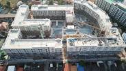 Arcadia Beach Continental - 2019-03 construction site - 3