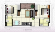 Arcadia Beach Resort - unit plans - 2