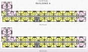 Arcadia Beach Resort - floor plans - building 4 - 4