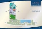 Arcadia Millennium Tower - floor plans - 11
