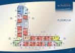Arcadia Millennium Tower - floor plans - 2