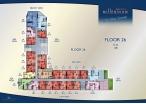 Arcadia Millennium Tower - floor plans - 4