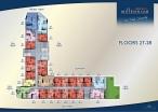 Arcadia Millennium Tower - floor plans - 5