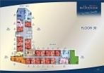 Arcadia Millennium Tower - floor plans - 7