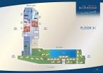Arcadia Millennium Tower - floor plans - 8