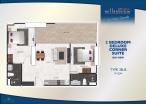 Arcadia Millennium Tower - unit plans - 10