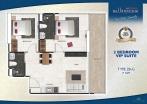 Arcadia Millennium Tower - unit plans - 12