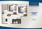 Arcadia Millennium Tower - unit plans - 3