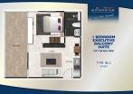 Arcadia Millennium Tower - unit plans - 4