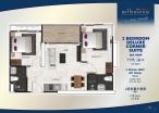 Arcadia Millennium Tower - unit plans - 6