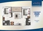 Arcadia Millennium Tower - unit plans - 7