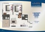 Arcadia Millennium Tower - unit plans - 8
