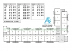 Atlantis Condo Resort - 楼层平面图  - 3
