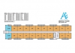 Atlantis Condo Resort - 楼层平面图  - 9