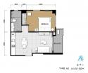 Atlantis Condo Resort - 房间平面图 - 3