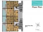 Cetus Condo - 楼层平面图 - 3