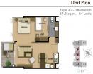 Cetus Condo - 房间平面图 - 3