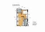 Club Royal - 房间平面图 - 10