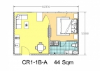 Club Royal - 房间平面图 - 2