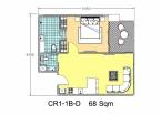 Club Royal - 房间平面图 - 5