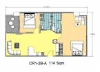 Club Royal - 房间平面图 - 6