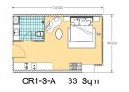 Club Royal - 房间平面图 - 7