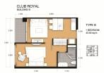 Club Royal - 房间平面图 - 8