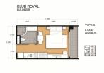 Club Royal - 房间平面图 - 9