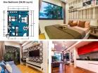 Dusit Grand Park Condo - unit plans - 2