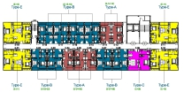 Dusit Grand Park Condo - floor plans - 8
