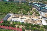 Dusit Grand Park 2 condo - 2019-04 construction site - 1