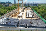 Dusit Grand Park 2 condo - 2019-04 construction site - 2