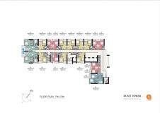 Dusit Grand Tower - floor plans - 4