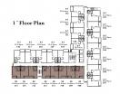 Empire Tower Pattaya - floor plans - 1