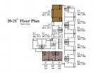 Empire Tower Pattaya - floor plans - 11