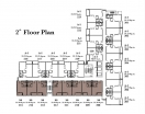 Empire Tower Pattaya - floor plans - 2