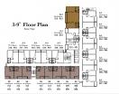 Empire Tower Pattaya - floor plans - 3