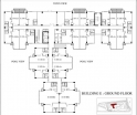 Espana Condo Resort Pattaya - floor plans - 4