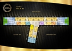 Grand Solaire Pattaya - floor plans bld A - 6