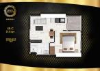 Grand Solaire Pattaya - unit plans - 1