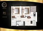 Grand Solaire Pattaya - unit plans - 10