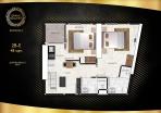 Grand Solaire Pattaya - unit plans - 11