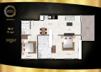 Grand Solaire Pattaya - unit plans - 12
