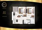 Grand Solaire Pattaya - unit plans - 13