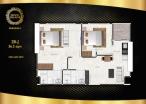 Grand Solaire Pattaya - unit plans - 14