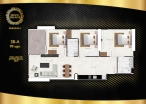 Grand Solaire Pattaya - unit plans - 16