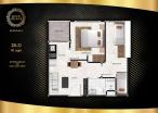 Grand Solaire Pattaya - unit plans - 5